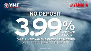 Outboard TV Screen Ad