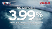 3.99% Finance on Yamaha Outboards